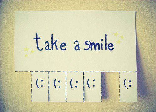 make people smile everyday :)