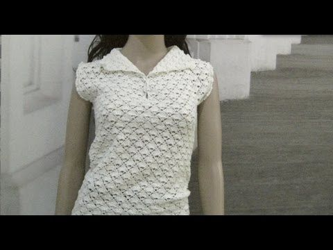 Free Crochet Dress Pattern http://www.youtube.com/watch?v=BkqQsYG15tM