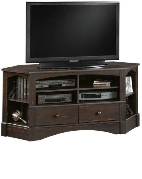 Corner Entertainment Centers For Flat Screen Tvs