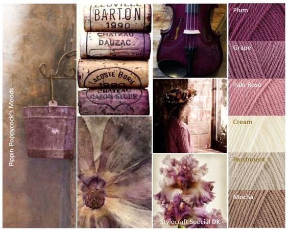 #пряжа #yarn #вязание    Эффектные цветовые сочетания для Ваших вязаных изделий #пряжа #yarn #вязание #амигуруми #amigurumi