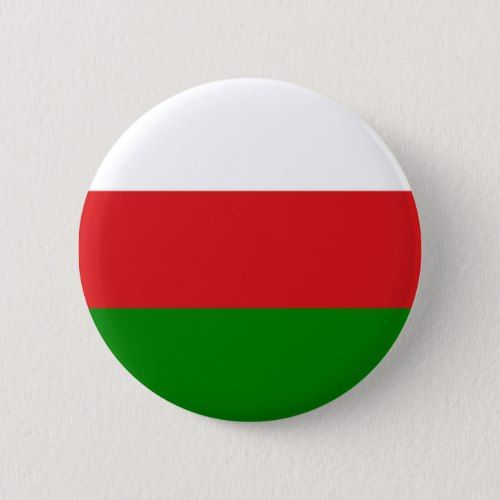 Flag Of Oman علم ع مان Omani Flag Button Oman Flag Personalized Custom Patriotic