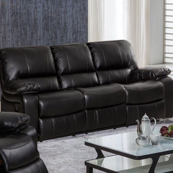 Sofa da tphcm với sofa da thư giãn cho phòng đọc sách