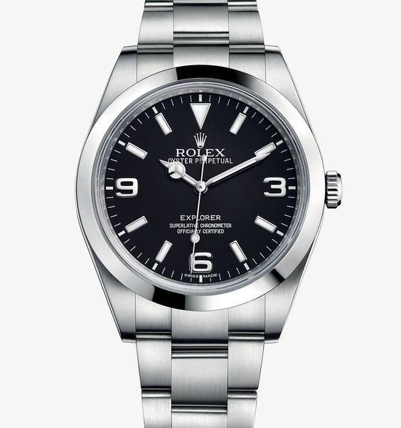 Rolex Armbanduhr Explorer - Rolex Zeitlose Luxusuhren