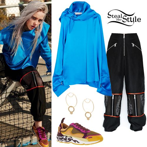 Billie Eilish Clothes Outfits Page 2 Of 3 Steal Her Style Page 2 In 2020 Clothes Her Style Outfits