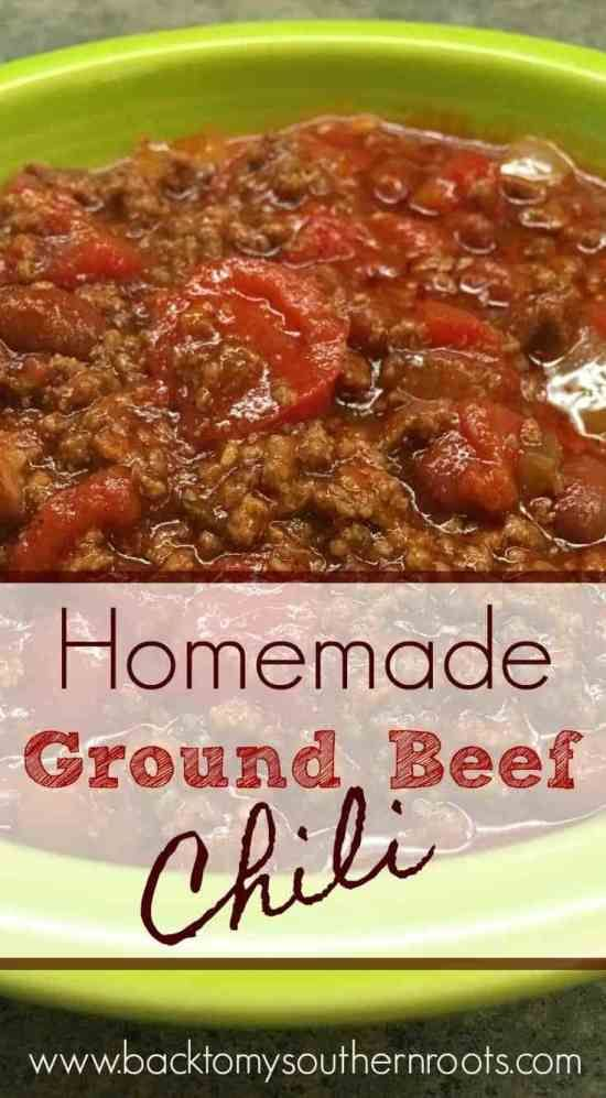 76 Reference Of 1 Pound Ground Beef Chili Recipe In 2020 Ground Beef Chili Beef Chili Recipe Homemade Chili