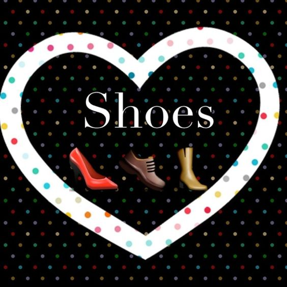 Shoes shoes shoes 😍😍😍😍👞👟👞👠 👞👟👡👠👢..... I love shoes !!!!! Most of my shoes are brand new with tag or gently used Shoes