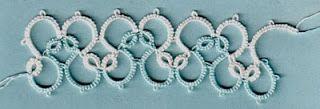 tatt3r's lacystuff: Tatted Bookmark - Gertrude's Pattern