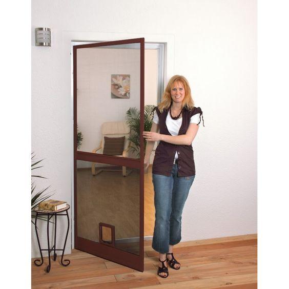 chati re pour portes moustiquaires moustiquaires porte pinterest. Black Bedroom Furniture Sets. Home Design Ideas