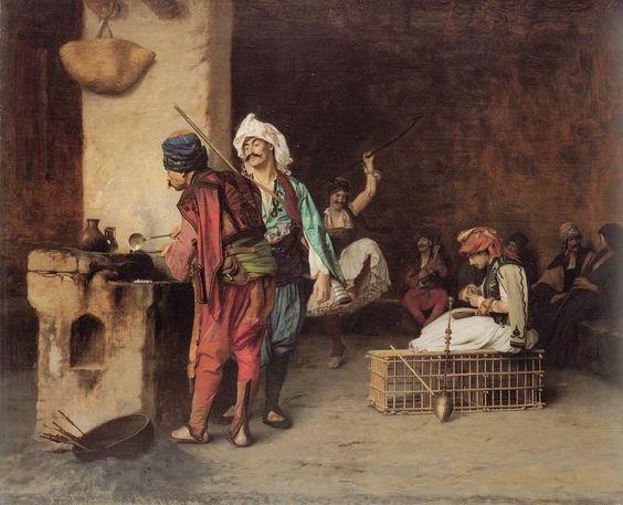 El café en el imperio otomano. E2bd33de3a800f55e9e27425c8b443a3