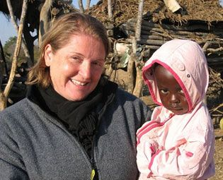 New Jersey Education Association article on one of our participants Southern Africa adventure!