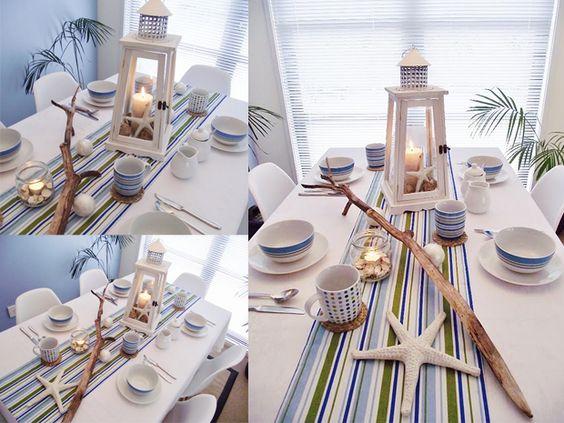 La cucina e la tavola della casa al mare - Rubriche - InfoArredo - Arredamento e Design per la tua casa