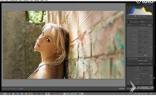 Tutoriel Lightroom 5 : recadrer, retoucher et sublimer un portrait - actualités photo, forum photo, tutoriels photo Nikon Passion