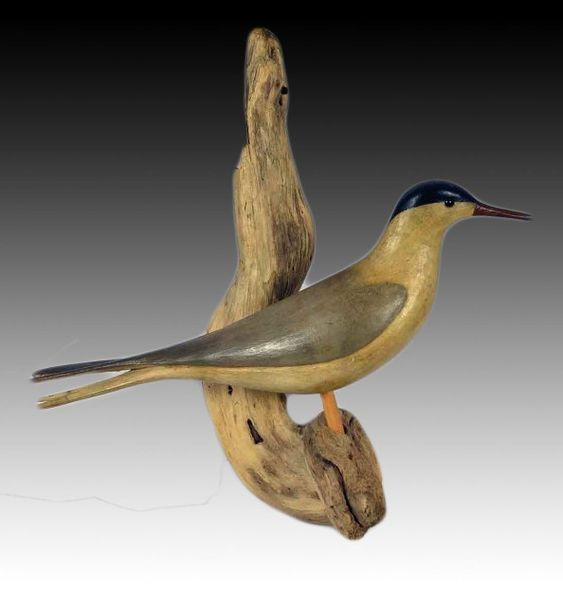 Mark mcnair tern carving and sculpture pinterest