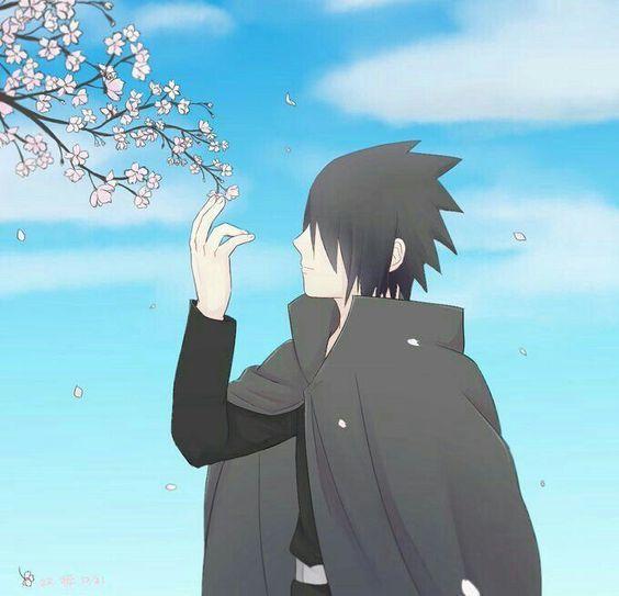 Rival De Amores Deisaku Sasusaku 21 El Arbol De Cerezo Sasuke Uchiha Sharingan Sasusaku Personajes De Naruto Shippuden