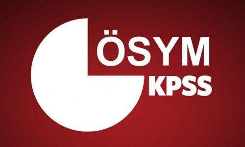 KPSS Lisans (2018) Başvuruları Başladı!