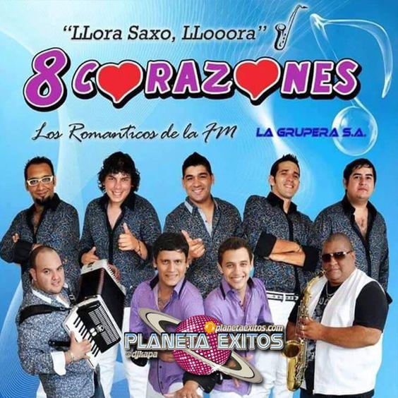 8 Corazones - Si Te Vas Con El