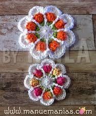 Resultado de imagem para https://www.facebook.comflores de croche para cadeiras