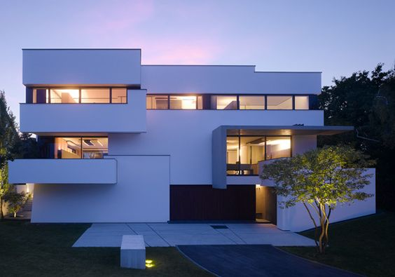 Haus strauss stuttgart architekt alexander brenner dream home