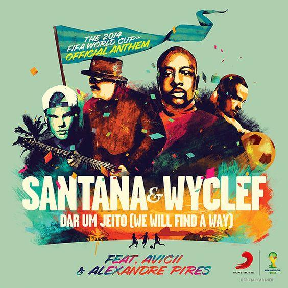 Carlos Santana, Wyclef, Avicii – Dar um Jeito (We Will Find a Way) acapella