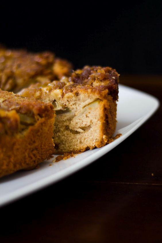 Maple Walnut Pear Cake: http://44cookhamroad.blogspot.sg/2012/06/heart-via-stomach.html