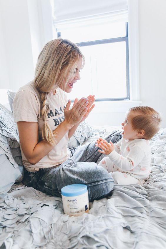 איך להפוך את התקופה בבית עם התינוק ליצירתית ופורה במיוחד
