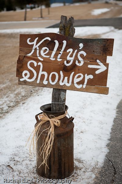 Entrance Sign for shower | I know this is a bit much for a baby shower but i have some pallet wood and white paint. i'm going to do it!