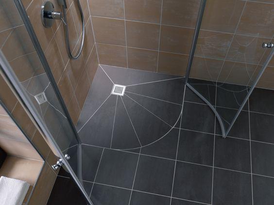 kleine badkamer inloopdouche - Google zoeken  badkamer  Pinterest ...