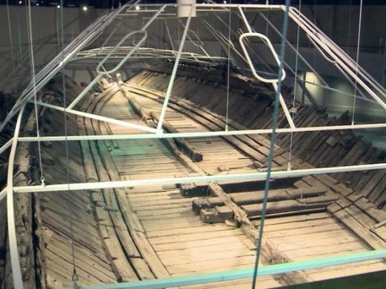 Almost 150 years after taking part in the Civil War, the Confederate warship CSS Neuse settled into a new home on July 18, 2013, with the opening of a Kinston museum in its honor.