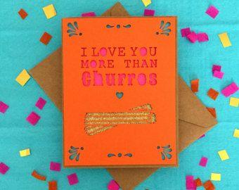 Bendito Amor mexicano sagrado corazón tarjeta por CorazonesdePapel
