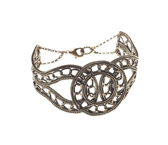 Bracelet manchette Morgane