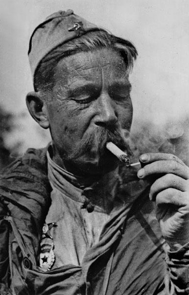 1943. Scout A.G.Frolchenko