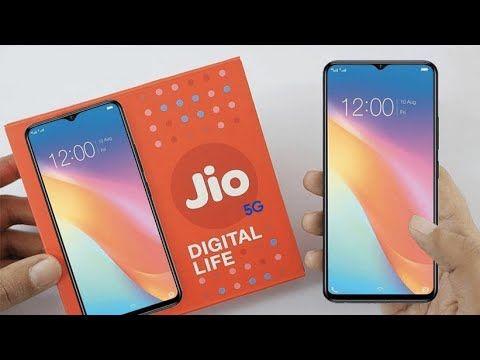 Pin On Jio 5g Phone