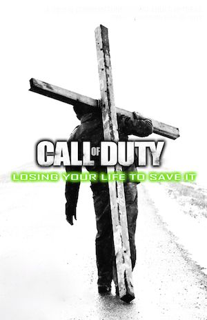 Call Of Duty Cross