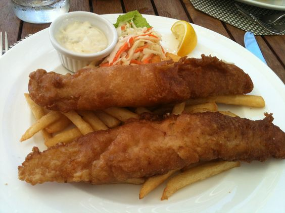 Grand cayman fish and chips on pinterest for Eds fish and chips