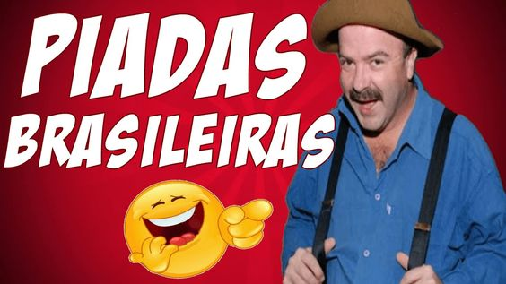 PIADAS BRASILEIRAS - As Top 10 Piadas Brasileiras - Piadas Curtas e Engr...