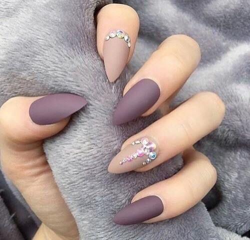 Beautiful Winter Nail 2018 Colors Designs