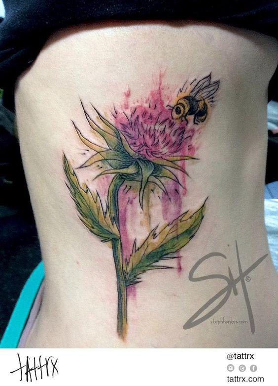 Steph Hanlon - Bumblebee