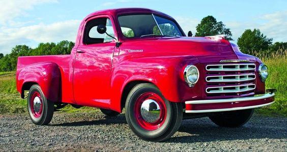 Studebaker 2R Truck