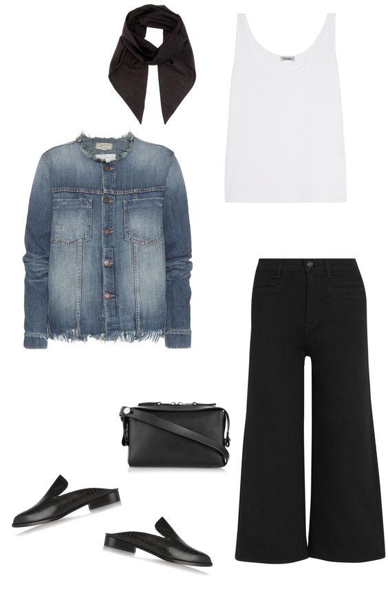 #bootcut #jeans #flares #denim #wardrobestaples #styling #style #personalstyling #elishacasagrande