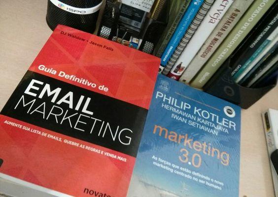 Mais duas boas pedidas para quem curte ou quer aprender mais na área de marketing digital.