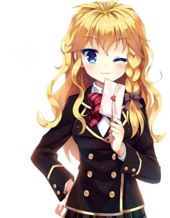 Anime / Manga Love Letter