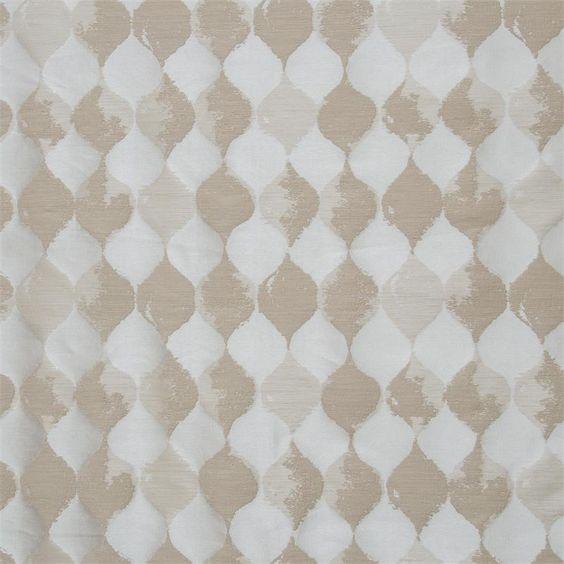 Palisade Tile Curtain Panel | BestWindowTreatments.com | Window ...