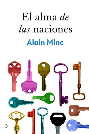 Minc, Alain. /  El alma de las naciones. /  Antoni Bosch, 2014.