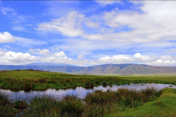Parc national de Ngorongoro