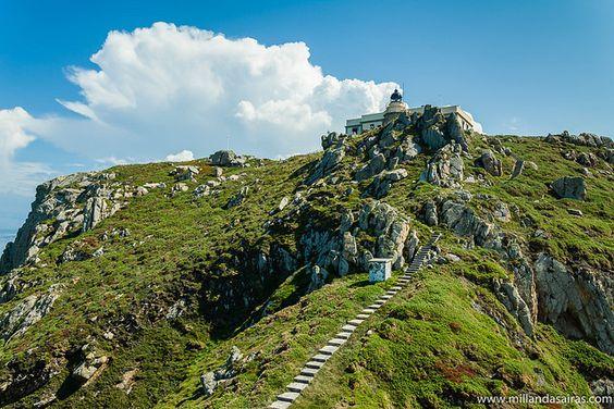 Cabo prior #galicia #viajes