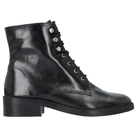 Carvela Skewer Lace Up Ankle Boots