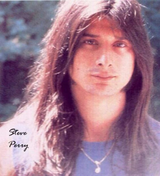 Steve Perry  Got on stage at BLOSSOM with them, NO WORDS!