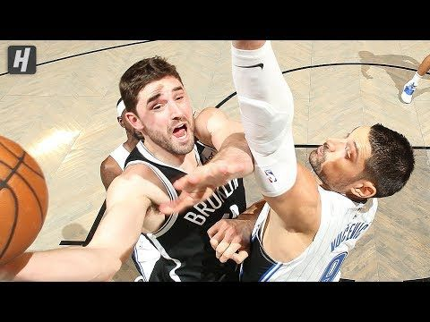 Orlando Magic Vs Brooklyn Nets Full Game Highlights February 24 2020 2019 20 Nba Season In 2020 Orlando Magic Nba Season Brooklyn Nets