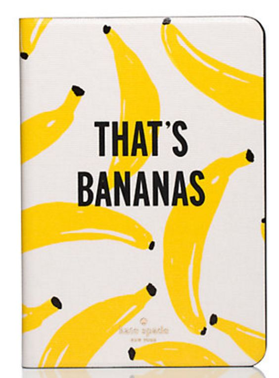 cute bananas ipad cover