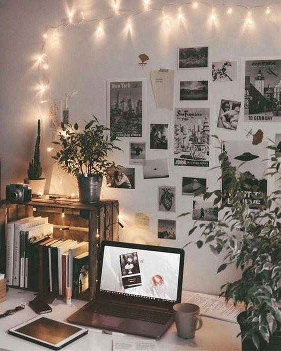 Pin On Dizajn Interera Aesthetic Bedroom Dressing Room Design Stylish Bedroom Design Get gray aesthetic room decoration